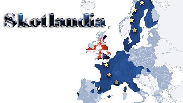 Skotlandia Memilih Lepas Dari Inggris Raya