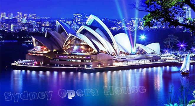 Tempat Wisata di Australia, Sydney