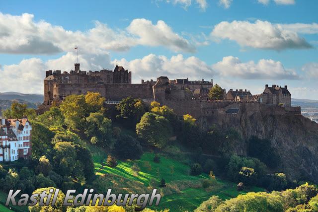 6 Kastil Terbaik di Skotlandia