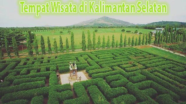 Tempat Wisata di Kalimantan Selatan