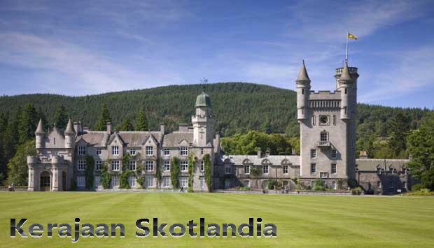 Historis Kerajaan Skotlandia
