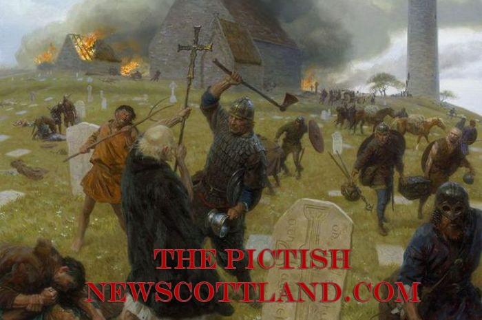 Mengenal Bangsa Pict dari Skotlandia